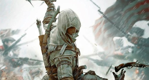 Zabiják ze hry Assassin's Creed III bude vraždit v koloniální Americe