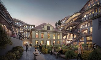 The developer of the largest project in the center of Prague issues bonds worth billions