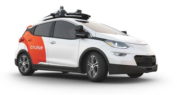 Umělá inteligence v autě budoucnosti: Cruise posílá volant do muzea