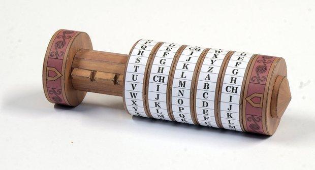 Vynálezy Leonarda Da Vinci: Cryptex