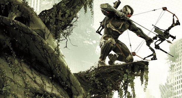 Crysis 3: Zahrádkářský simulátor budoucnosti
