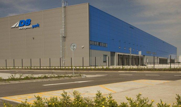 CTP koupil třetí logistický park u Prahy, tentokrát na D8