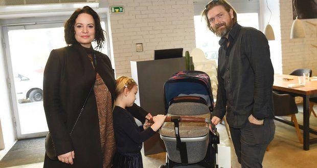 Jitka Čvančarová je podruhé těhotná