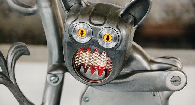 Zábavná věda: Jak se staví roboti