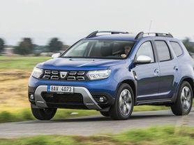 Dacia Duster TCe 100 LPG – Drobná vylepšení s velkým efektem