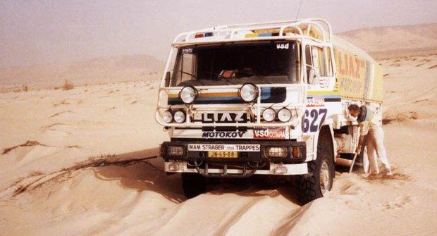 Sen o Dakaru po 30 letech ožívá