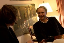Dan Brown exclusively for Reflex: Will he finally write a book about Prague?