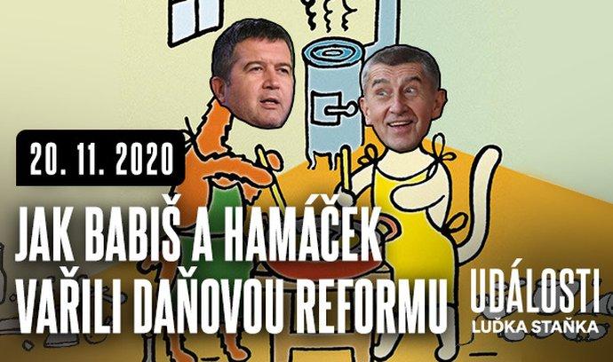 Daňová reforma, Události Luďka Staňka