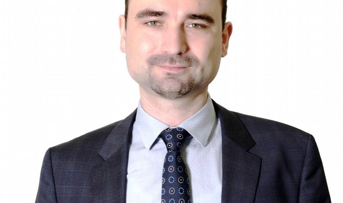 Daniel Adamka, nový šéf dopravní společnosti Arriva