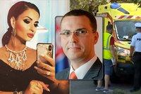 Nehoda miss Daniely Kralevich: Do případu sražené studentky (†18) se vložil známý prokurátor