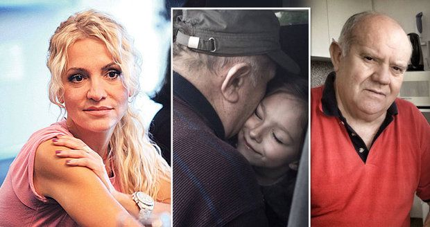 Dara Rolins se na sociálních sítích svěřuje s bolestí ze ztráty tatínka.