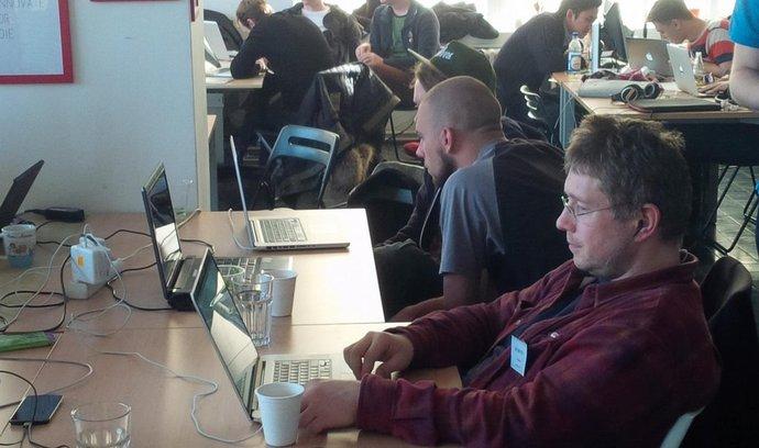 Data hackathon v Node 5.