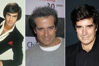 Iluzionista David Copperfield slaví 65: »Přičaroval« si věčné mládí?!