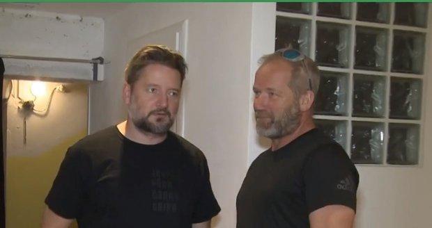 David Koller a Michal Pelant