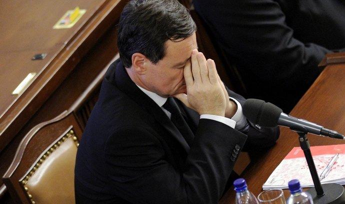 David Rath před sněmovnou neuspěl. Poslanci rozhodli o jeho vydání k dalšímu stíhání