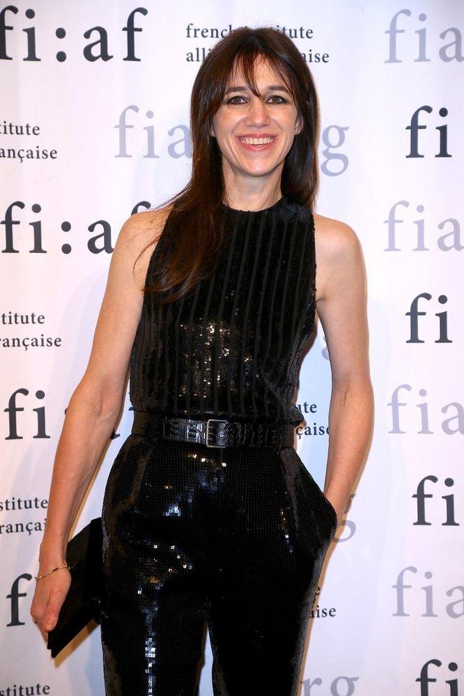 Charlotte Gainsbourg (dcera Serge Gainsbourga a Jane Birkin)