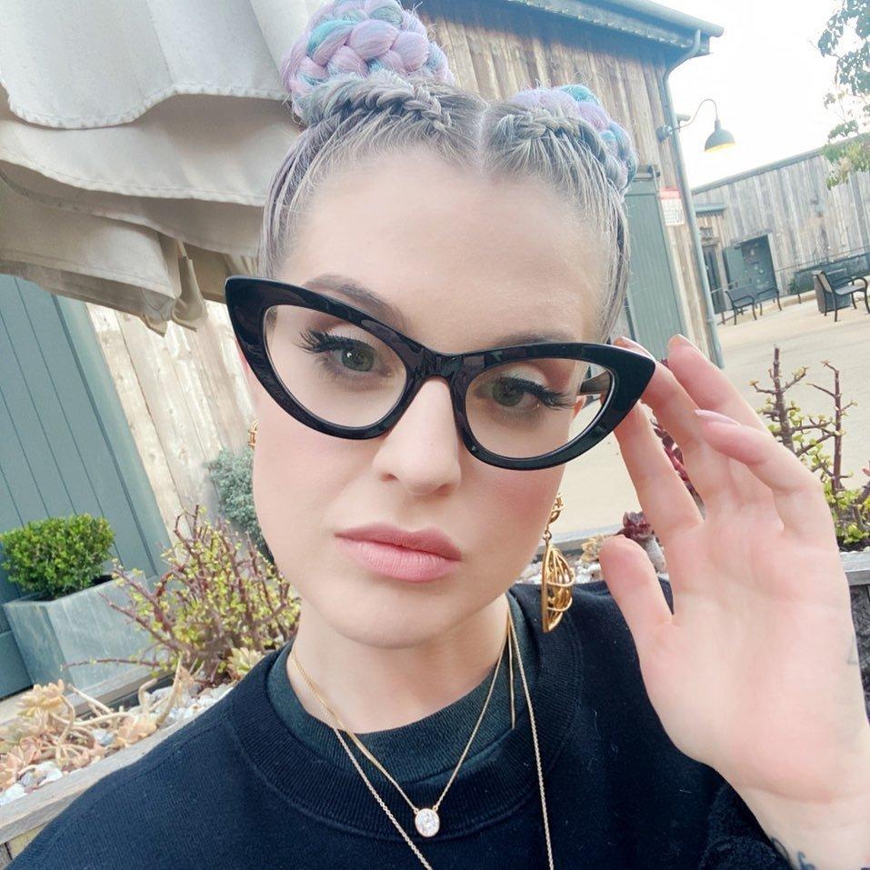 Kelly Osbourne (dcera Ozzyho Osbourna)