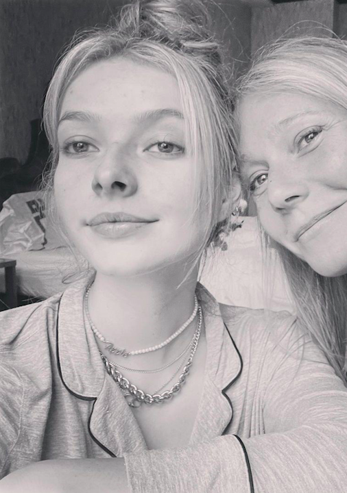 Apple Martin (dcera Chrise Martina a Gwyneth Paltrow)