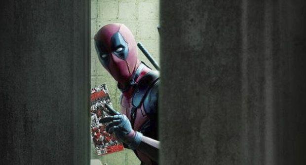 Deadpool prdí na smrt