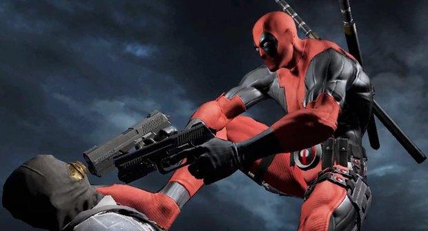 Mutant Deadpool má blbé kecy i na Wolverina