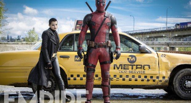 Co na to X-Meni? Deadpool se chystá do akce