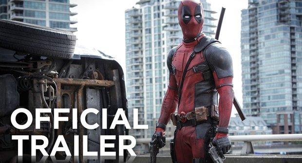 Nepřístupný Deadpool řádí v prvním traileru