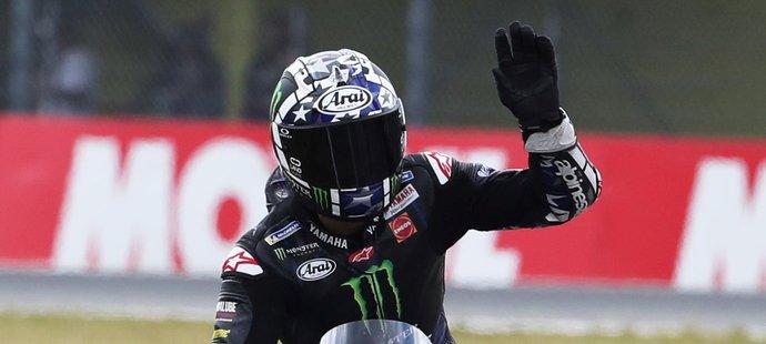 Bratranec španělského jezdce Deana Berta Viňalese