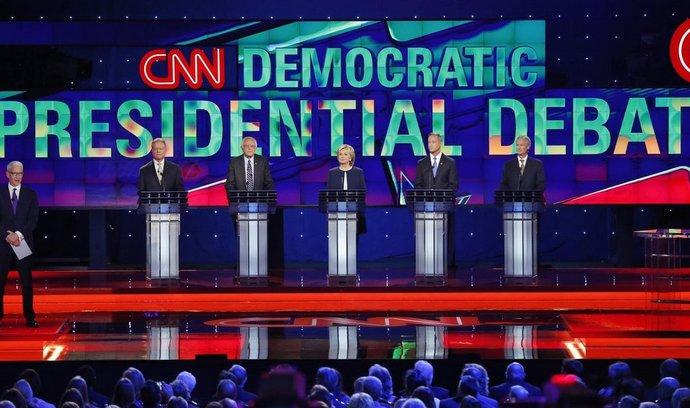 debata demokratů