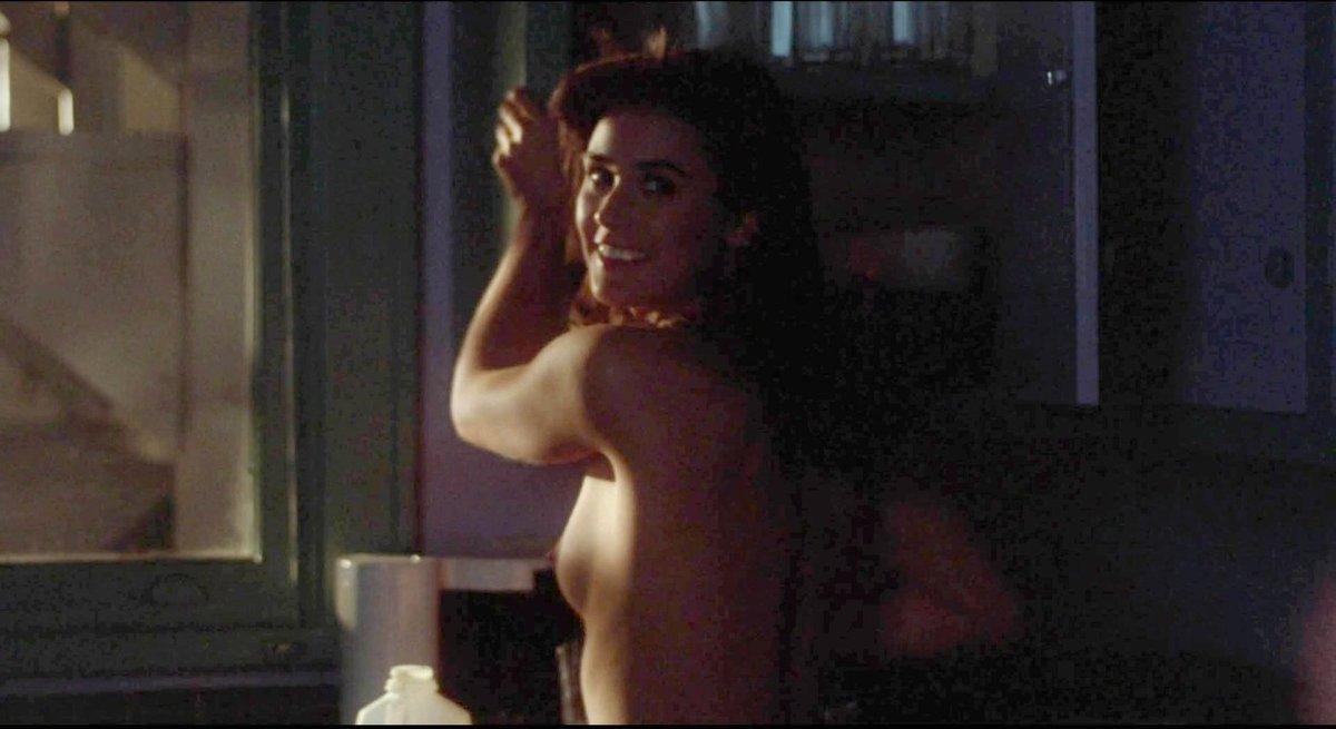 Demi neměla nikdy problém s nahotou - zde je ve snímku Ohledně minulé noci