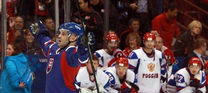 Legenda slovenského hokeje Pavol Demitra