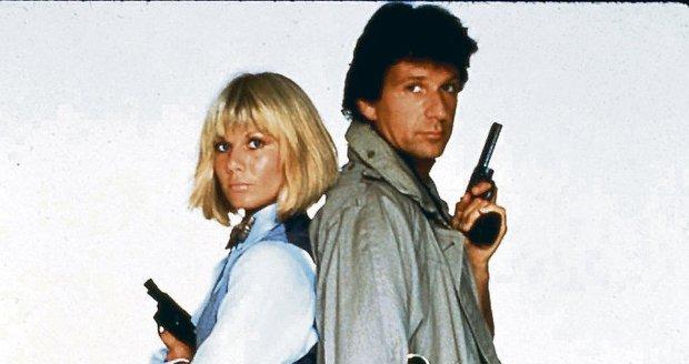 1985: Tak jsme je všichni znali jako přidrzlého poručíka Dempseyho a detektiva – seržanta Makepeaceovou
