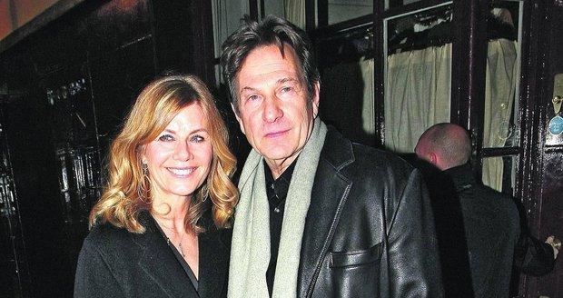 Jejich vztah se promítl i mimo kamery, dvojice je spolu už 25 let!