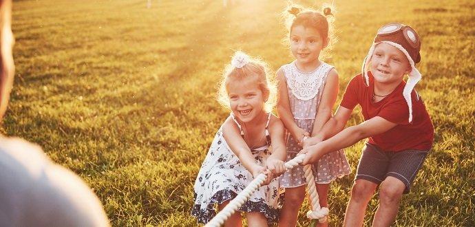Uspořádejte Den dětí, na který vaše ratolesti nikdy nezapomenou