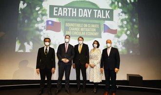 Prague et Taïwan ont entamé une coopération climatique.  Il vise la neutralité carbone