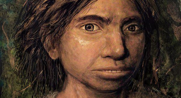 První pohled na záhadný lidský druh: Tvář denisovanky