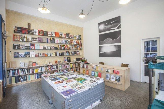 Obchodem roku letenské knihkupectví PageFive.