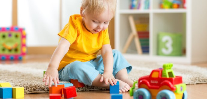 Jak zařídíte dětský pokojíček podle Montessori