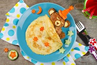 Den dětí je tu: Připravte své ratolesti menu, na které hned tak nezapomene!
