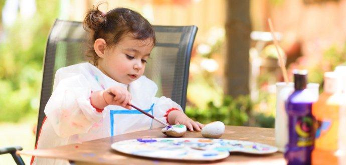 5 tipů na jarní rošťácké tvoření s dětmi