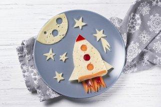 Dětská jídla: Potěšte malé gurmány lívanci i domácí pizzou
