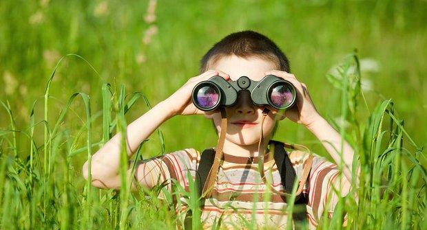 Zajímá tě příroda? Tábor s mladými přírodovědci tě bude bavit