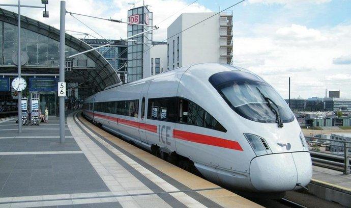 Deutsche Bahn (ilustrační foto)