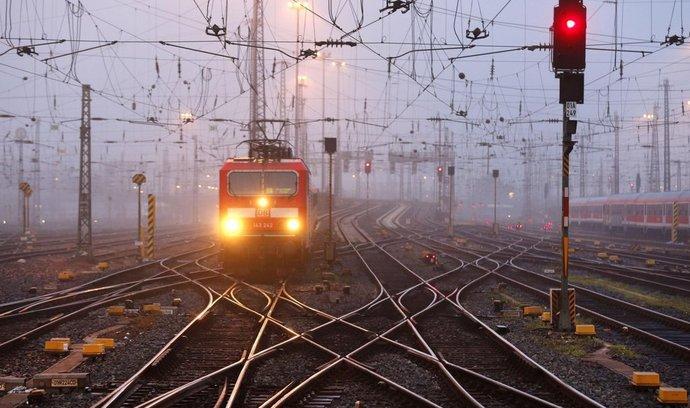 ilustrační foto, Deutsche Bahn