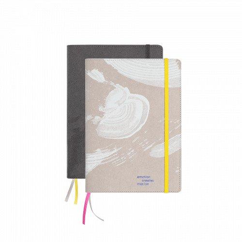 Elegantní diář v obalu z pratelného papíru, který můžete používat několik let, 589 Kč, shop.papelote.cz