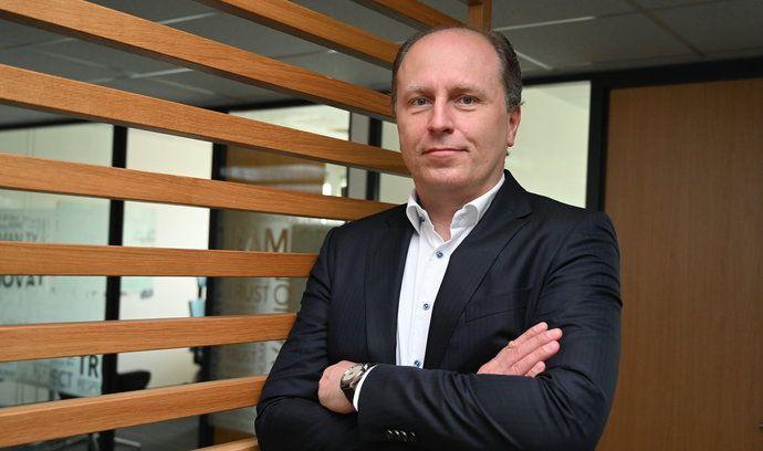 Jan Fiala, ředitel realizace vespolečnosti Asseco Solutions, která je lídrem českého trhu spodnikovými informačními ERP systémy.