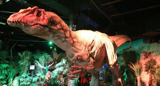 Soutěž o 5x rodinné vstupné do Dinoparku