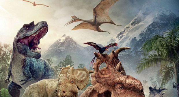 Výherci soutěže o ceny k filmu Putování s dinosaury 3D
