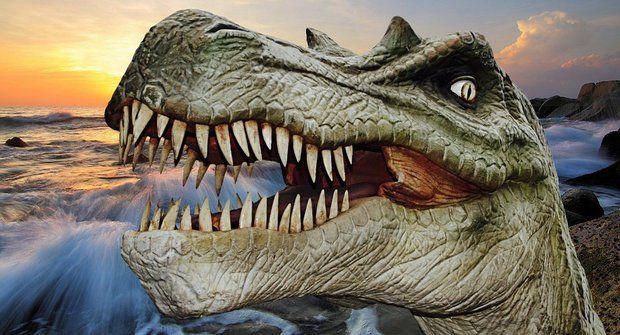 Dinosauři v Čechách: Kde je najdete?