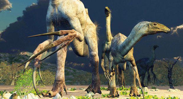 Dinosauří jesle: Rodiče s metrovými drápy