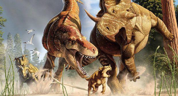 Dinosauří kanibalové: Těžký život vládců druhohor